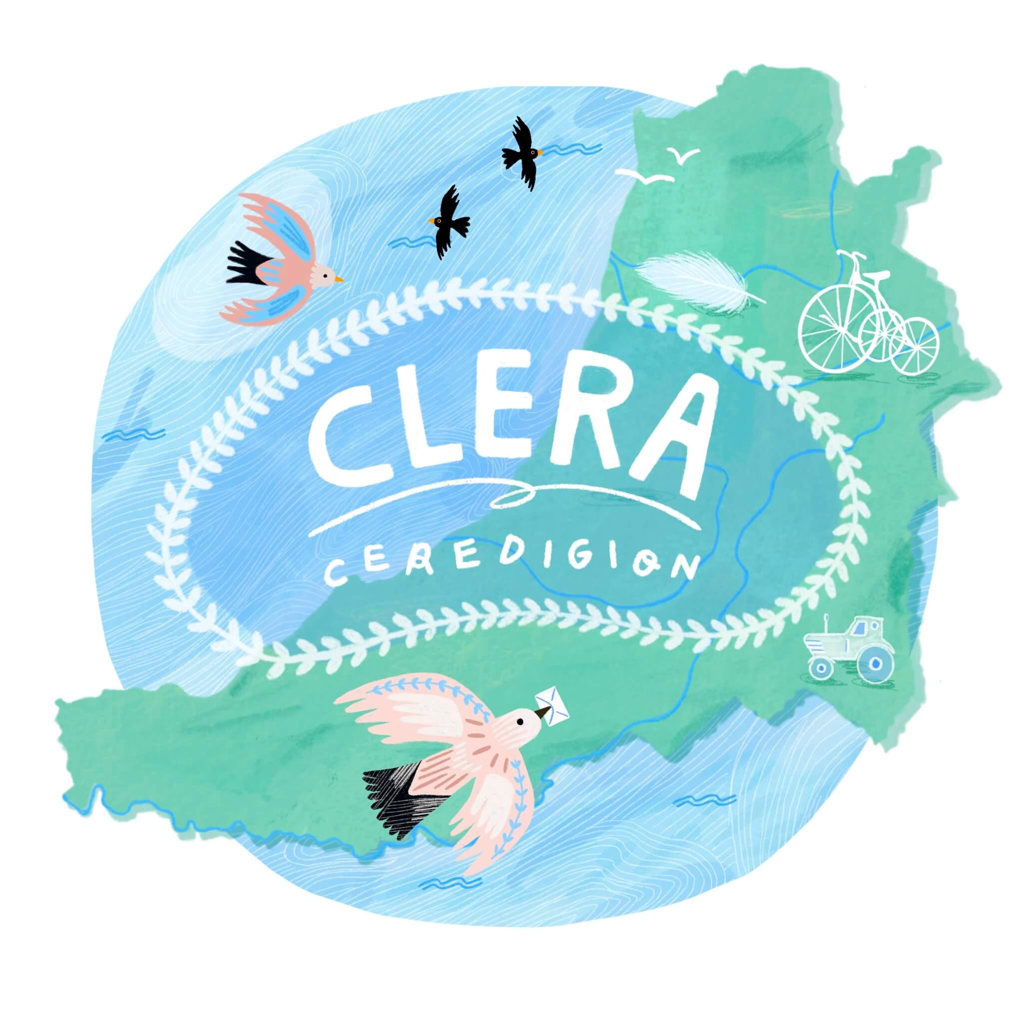 CLERA Ceredigion – Stori Chi yn eich Lleoliad Chi